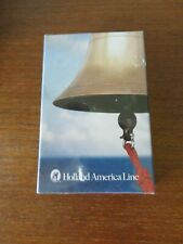 Holland America Line, Playing Cards. unopened
