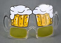 Beer Glasses Goggles Groom To Be Stag Do Hen Party Night Accessories Booze