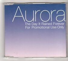 (FZ927) Aurora, The Day It Rained Forever - 2002 DJ CD