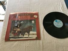 THE MEXICAN BRASS JINGLE BELLS  CHRISTMAS record album LP