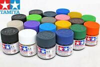 Tamiya Color Acrylic Paint Gloss 81501-81535 X-1 to X-35 (10ml) multiple choice
