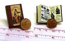 1027# Miniaturbuch Medicinisches Warenhaus 1910 - Puppenhaus-Puppenstube- M1zu12