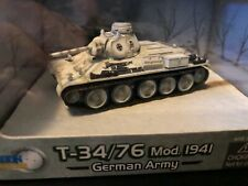 Ret. MIB Dragon Armor Captured T-34/76 98th Infantry Div Eastern Front 60152