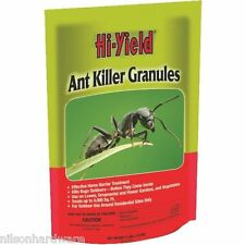 12 Pk Hi-Yield 4#  Lawn Home Garden Ant Killer Poison Insecticide Granules 32230