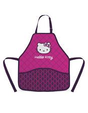 PP92 Hello Kitty Schürze Malschürze Bastelschürze Werkschürze Kinderschürze 2014
