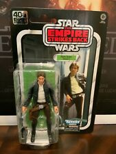 "Hasbro Star Wars The Black Series Han Solo (Bespin) 6"" ESB 40th Anniversary 2020"