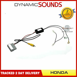 Connects2 CAM-HD2-RT Camera Retention Interface For Honda Civic 2017 Onwards