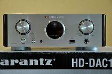 Marantz HD-DAC1 Kopfhörerverstärker/USB-DAC/Vorstufe neuwertig silber