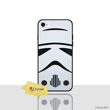 """Star Wars Case/Cover For Apple iPhone 8 (4.7"""") / Silicone Gel TPU / Stormtrooper"""