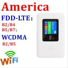 Portable LR11 4G LTE FDD WIFI Hotspot Router Bands 150Mbps Mobile T-mobile AT&T