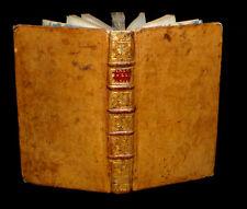 [PHILOSOPHIE CURIOSITE] DU PUY Dialogues sur les plaisirs, passions, femmes 1717