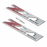 "SILVERADO /""Z71 OFFRAOD/"" FRONT DOOR EMBLEM 2015-2017 NEW  OEM GM 23465289"