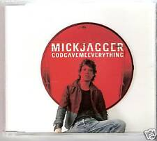 Mick Jagger - God gave me everything HOLLAND CD Single