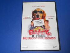 Bailey il cane più ricco del mondo - DVD SIGILLATO