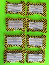 Lot of 10  Mayday 400 Calorie Meal Bars Disaster Emergency Survival Blackouts