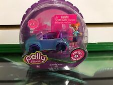 Polly Pocket BLUEBERRY FROST LEA Polly Wheels #14 ACTION FIGURES Dolls TOYS 2006