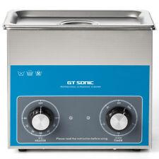 3L Limpiador Ultrasónico Limpieza por Ultrasonidos Calentador Joyería Reloj ES