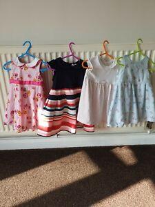 Baby Girl Designer Dress Bundle Age 9- 12 months - Jasper Conran and Ted Baker