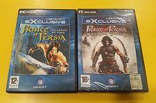 Prince of Persia Le Sabbie del Tempo + Spirito Guerriero PC VERSIONE ITALIANA