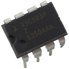 Intersil potenziometro x9c503pz Lin 50kω xdcp ™ digitally controlled dip-8 856706