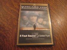 dvd il faut sauver le soldat ryan un film de steven spielberg