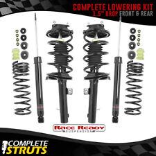 """2000-2005 Ford Focus Sport Shocks & Lowering Springs Kit 1.5"""" Drop"""