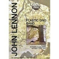 "John Lennon ""plastic ono band-Classic album"" DVD NEUF"