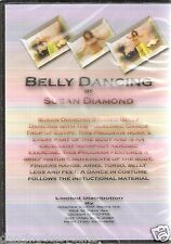 BELLY DANCE & Learn sexy moves: Instructional Fitness ENGLISH All Zone Movie DVD