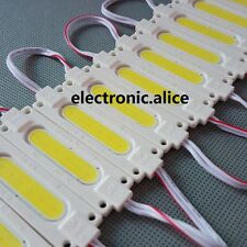 20X 2W 12v White Injection COB LED module Light IP67 lamp for advertising signs
