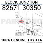 Toyota 82734-35020 Center Junction Block