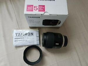 Tamron SP 45 mm F1.8 Di VC USD Objektiv (F013) für Nikon