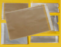 Clear Cello Bags - Cellophane Display Bag Small Gifts, Jewellery, Soap, Tissue