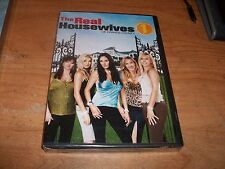 The Real Housewives of Orange County: Season One (DVD 2007 2-Disc Set) Drama NEW