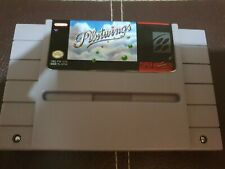 PILOTWINGS SNES NTSC US SUPER NINTENDO