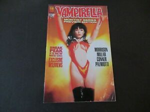 Vampirella 1997 Monthly Series Preview Edition