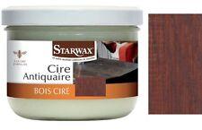CIRE BOIS MEUBLE parquet ANTIQUAIRE PATE CHENE RUSTIQUE STARWAX 56