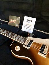 %% Gibson LP Classic 2015 flametop nuevo les paul holograma%%