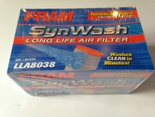 Fram LLA8038 SynWash Washable/Reusable Air Filter fits CA8038 TGA8038 A1300C