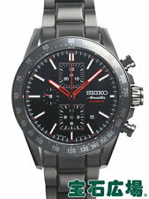 SEIKO BRIGHTZ ANANTA SAEH011 Mechanical Chrono Men's Wrist Watch From Japan Used