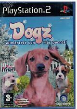 Dogz - Diviertete con más perros (PS2 Nuevo)