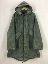 Vintage US Army Desert Night Camo Fishtail Parka Jacket Sz M USA