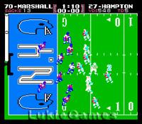 Tecmo Bowl - Classic Fun NES Nintendo Game