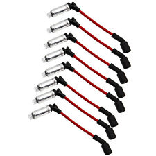 SPARK PLUG WIRES FIT FOR CHEVY SILVERADO 1500-2500 99-09 LS1 VORTEC 4.8 5.3 6.0L