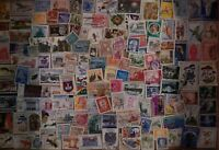 Worldwide Stamps Lot Collection Unpicked PHOTOS ALL 200+