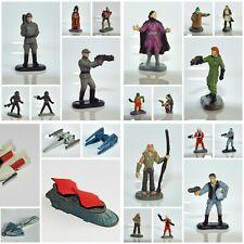 STAR WARS ~ Micro Machine Figures & Vehicles ~ 1990s Galoob / Action Fleet