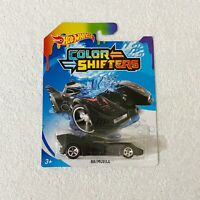 Batmobile Color Shifters 2019 Hot Wheels Long Card