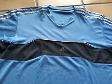 Adidas Essentials Herren T-Shirt Größe XL 3-Streifen old school retro vintage