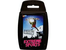 Top Trumps Card Game - Extreme Sports