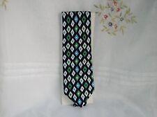 Vera Bradley For Baekgaard Mosaic Tie NWT Unisex Free Shipping Buy Now $26