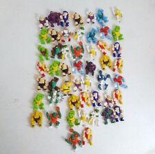 Lot of 51 Vintage Monster In My Pocket Wrestler Sports Stars Mini Action Figures